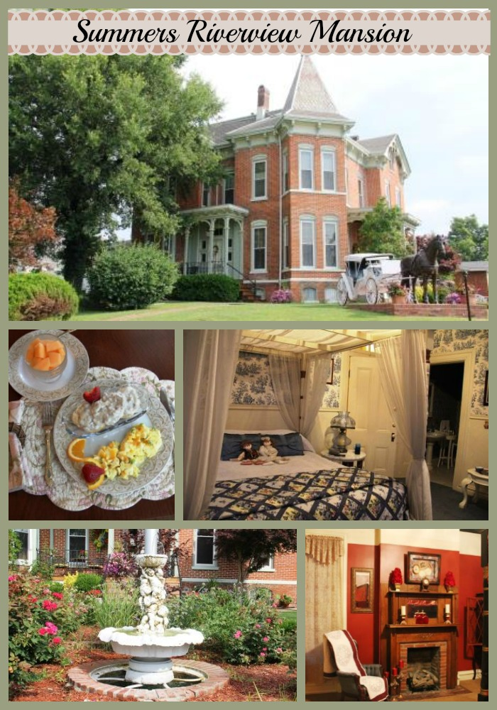 Summers Riverview Mansion