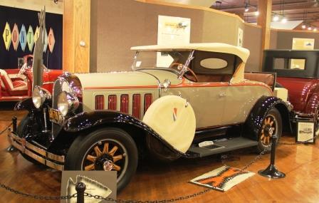 Pontiac Oakland Museum, Pontiac Illinois: Auto Nostalgia along Route 66