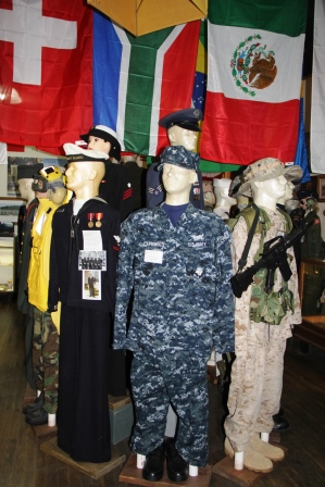 Livingston County War Museum on Route 66 Honors Veterans