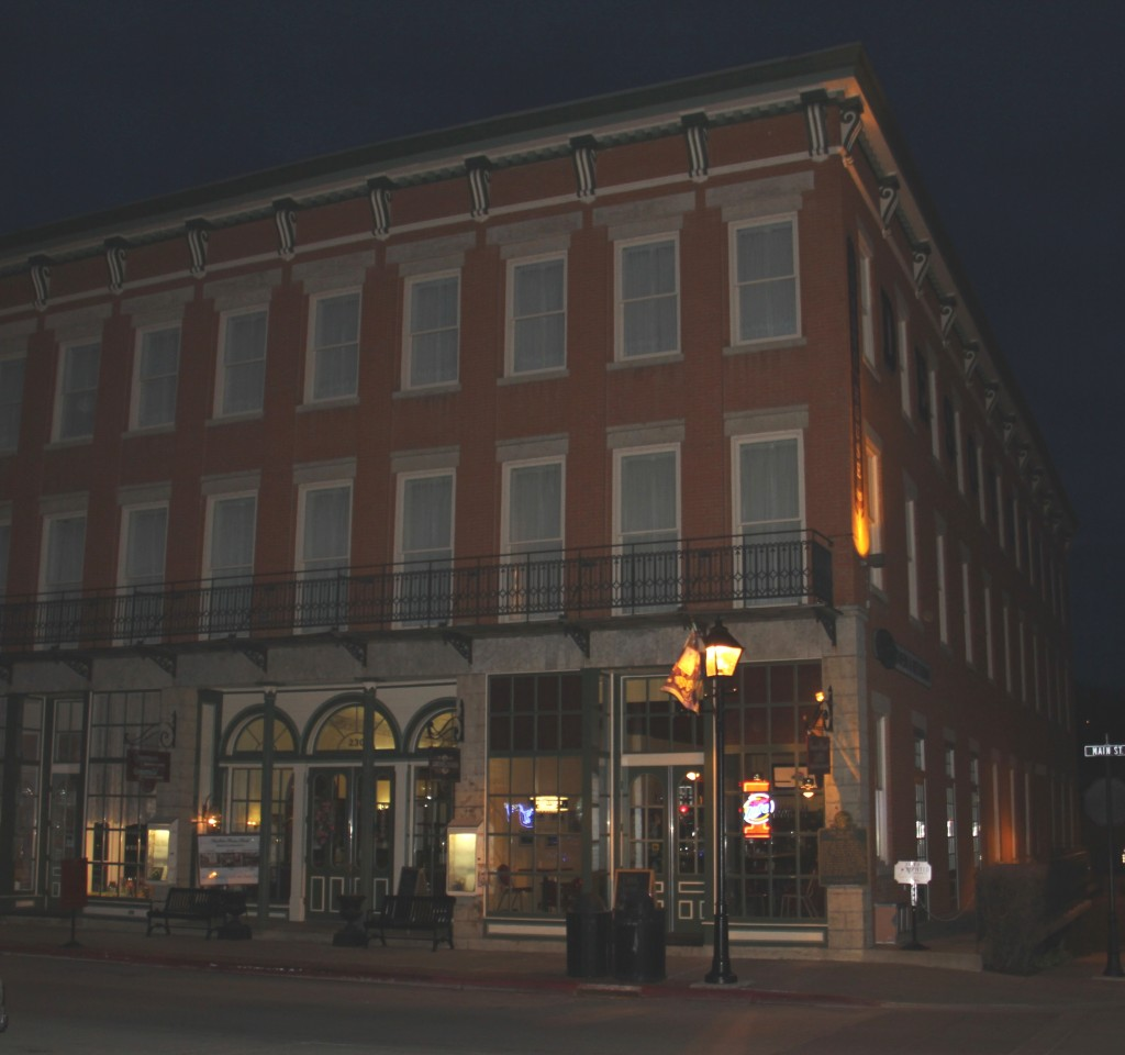 Haunted Desoto House Hotel Galena Il Midwest Wanderer