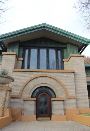 Frank Lloyd Wright Dana-Thomas House, Springfield IL: 12,000 Square Feet of Phenomenal