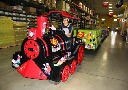 Jelly Belly Express