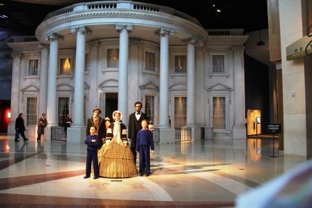 Abraham Lincoln Presidential Museum, Springfield IL: Museum Meets Disney