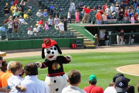 Peoria Chiefs: An All-American Family Outing