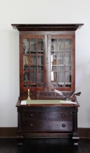 John Reynolds desk