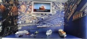 Marine diorama