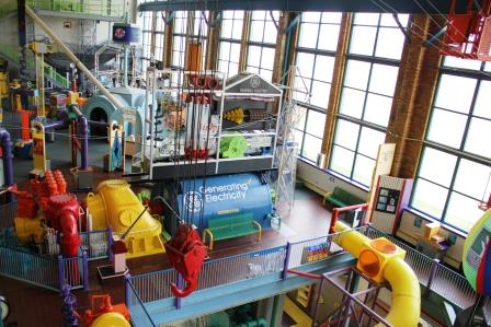 Science Central, Fort Wayne IN: Museum Disguised as Colorful, Crazy Fun
