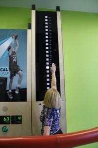 Vertical reach