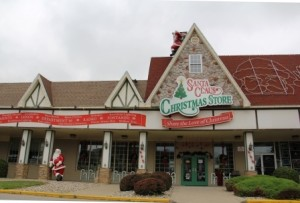Christmas Store exterior