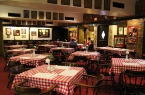 Restaurant empty