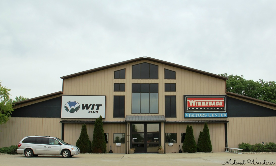 Winnebago Visitor Center