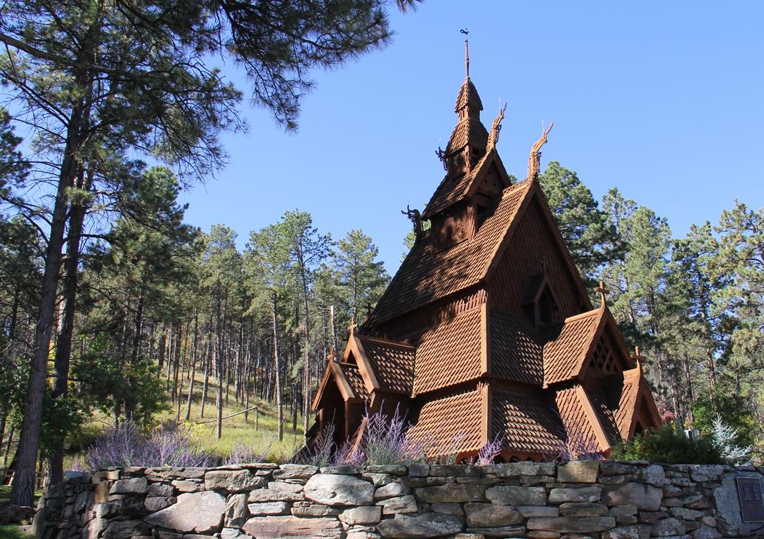 Chapel in the Hills, Rapid City: Norwegian Serenity