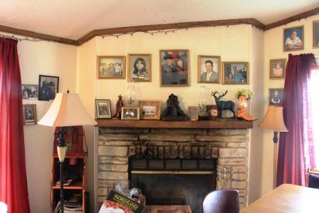 Bettes Kitchen fireplace