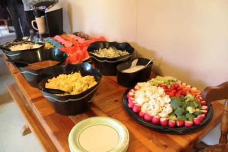 Bettes Kithen salads