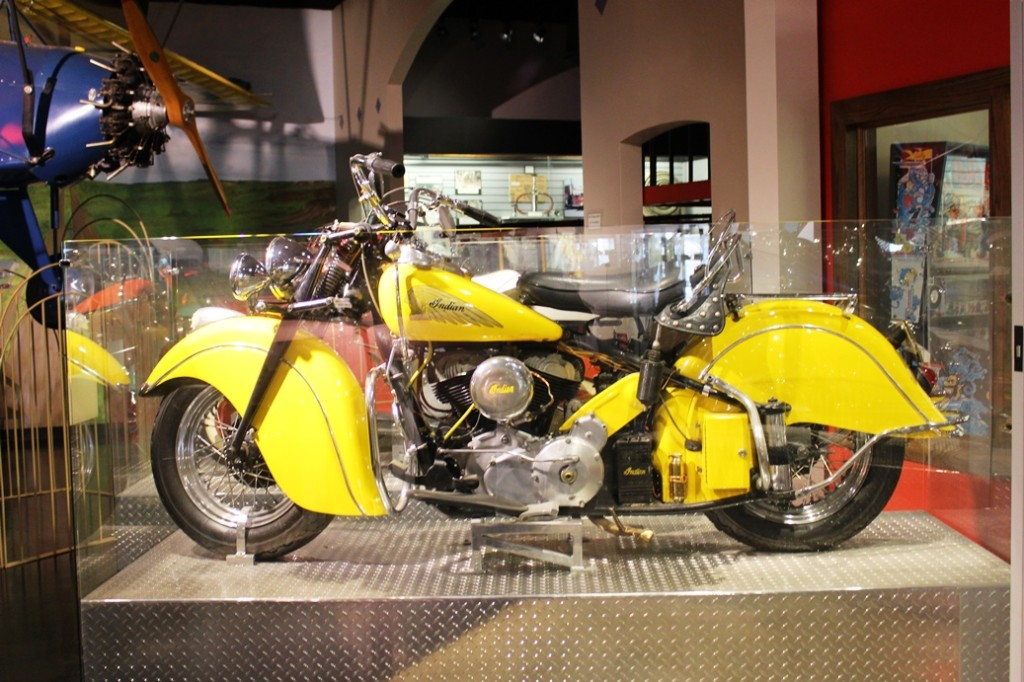 Trans museum - motorcycle