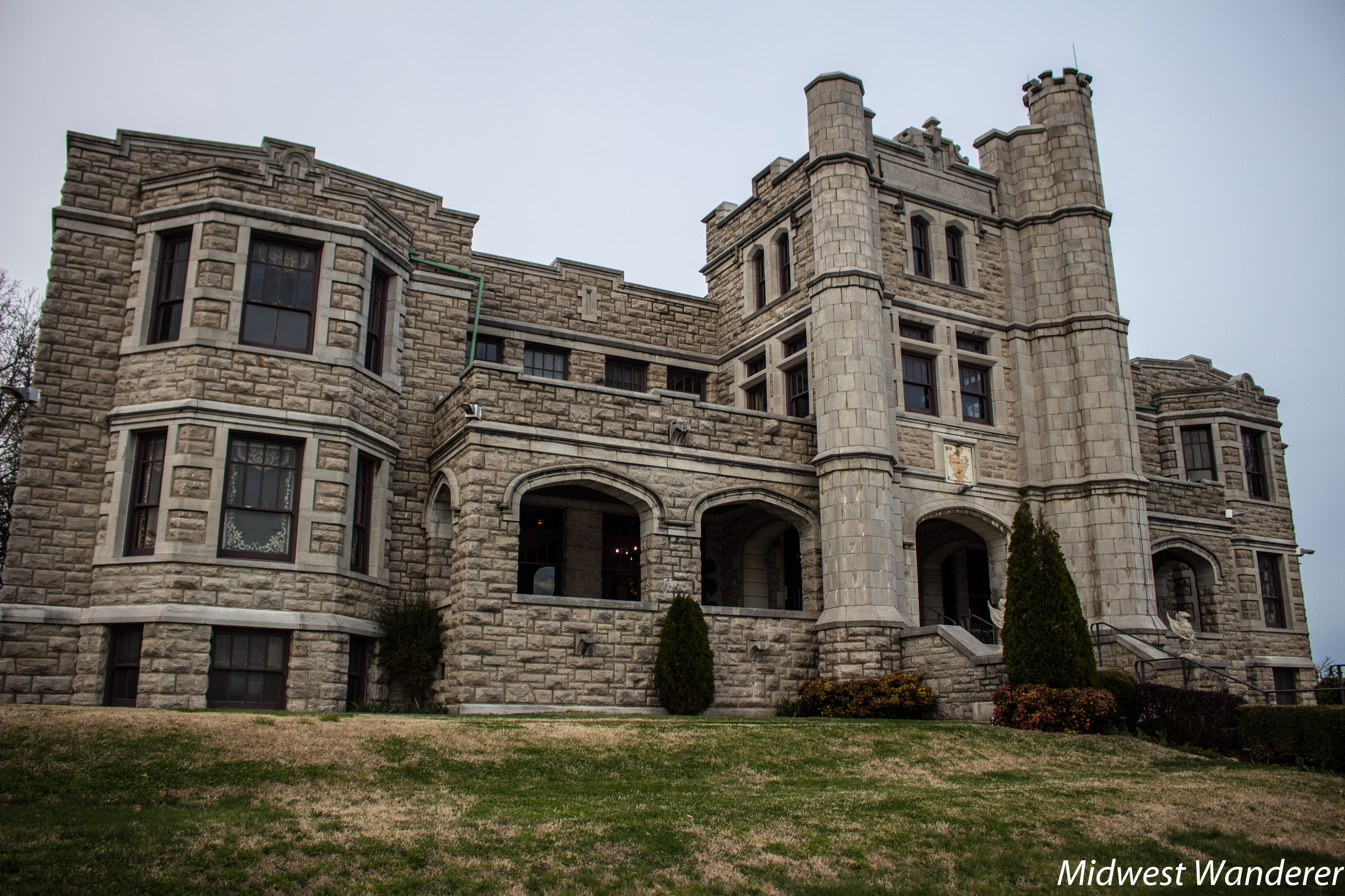 Murder Mystery Dinner in Pythian Castle: Springfield, Missouri