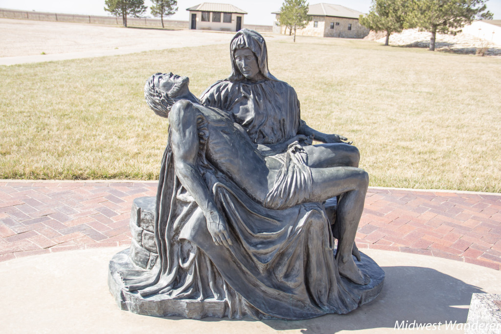 Stations of the Cross, Cross of our Lord Jesus Christ, Groom Texas