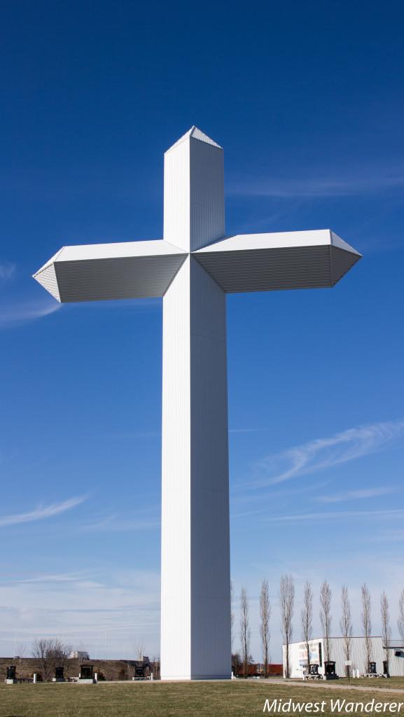 Cross at the Crossroads, Effingham Illinois
