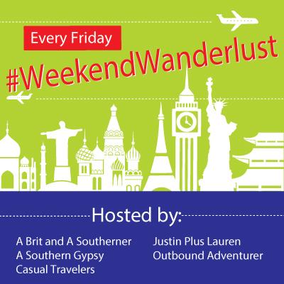 Weekend Wanderlust Logo