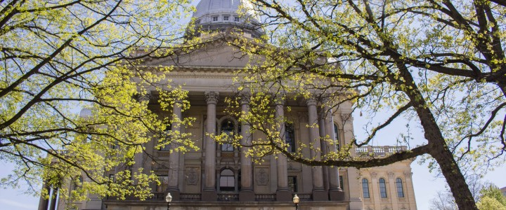 Illinois State Capitol: Take the Tour