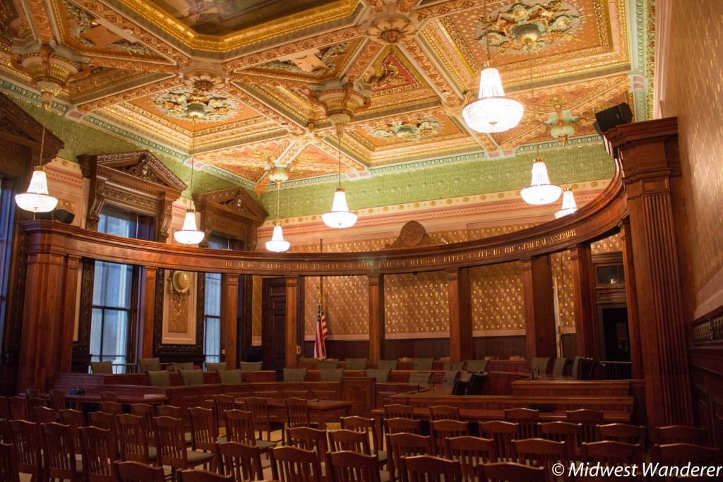 Old Supreme Courtroom
