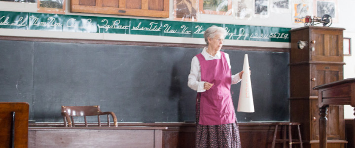 Nottawa Stone School: A One-Room Schoolhouse