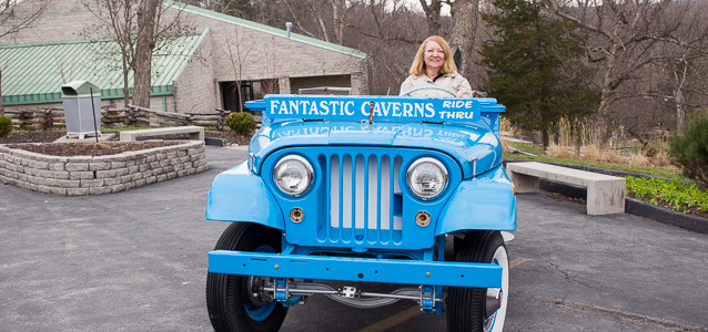 Fantastic Caverns: The Only Drive-Through Cave in the U.S.