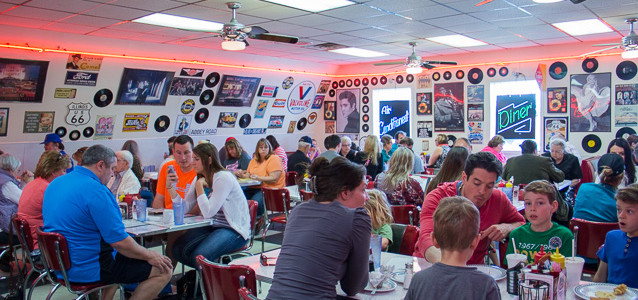 Charlie Parker's Diner: Off the Beaten Path but Worth Looking For