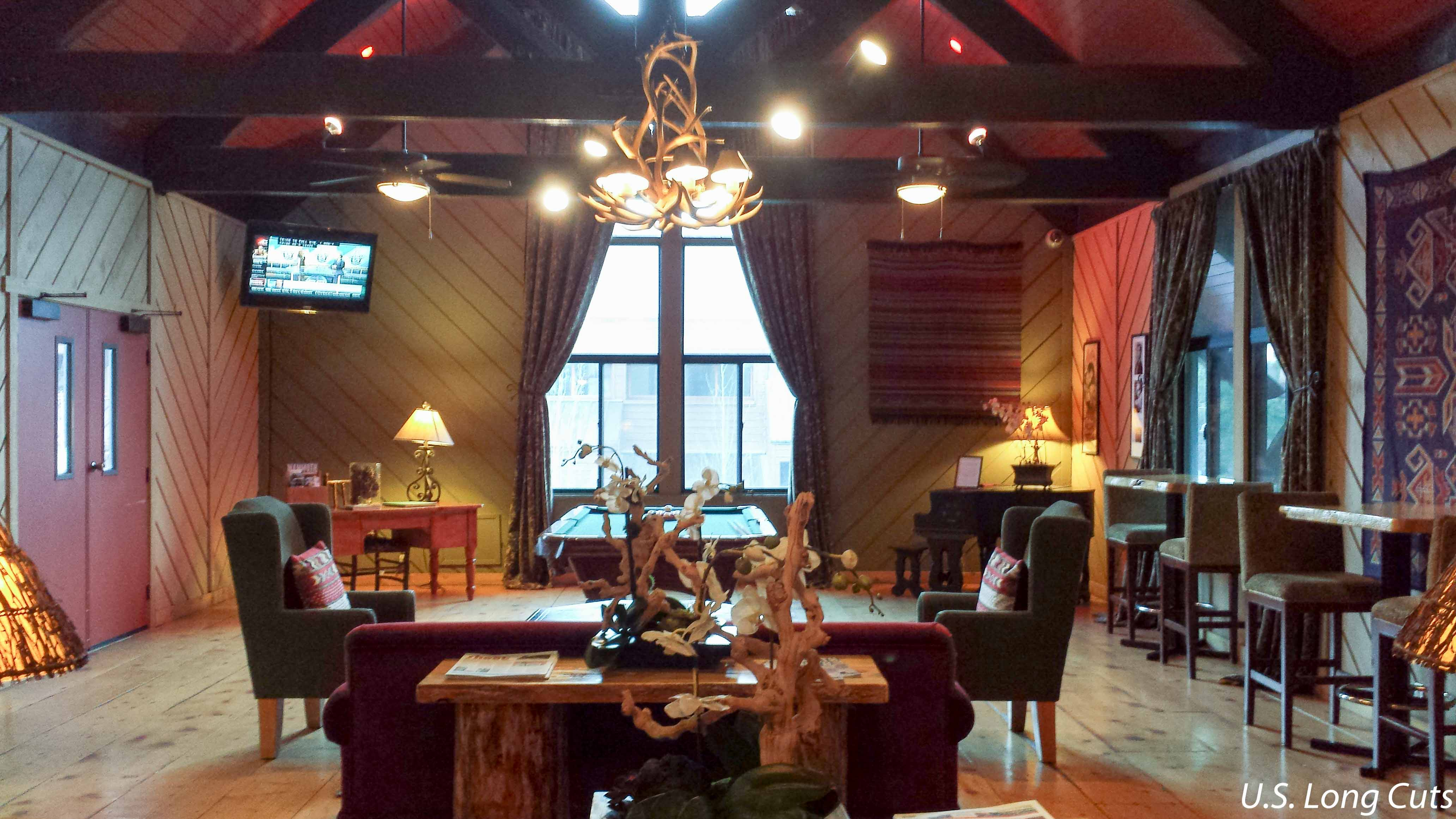 Sierra nevada resort more comforts than home midwest - Hotel lodge sierra nevada ...