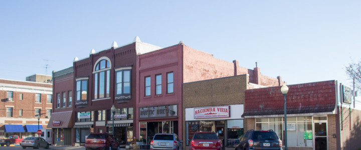 Downtown Hampton: Unique Shops in a Rural Iowa Setting