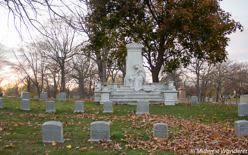 Forest Home Cemetery Pabst