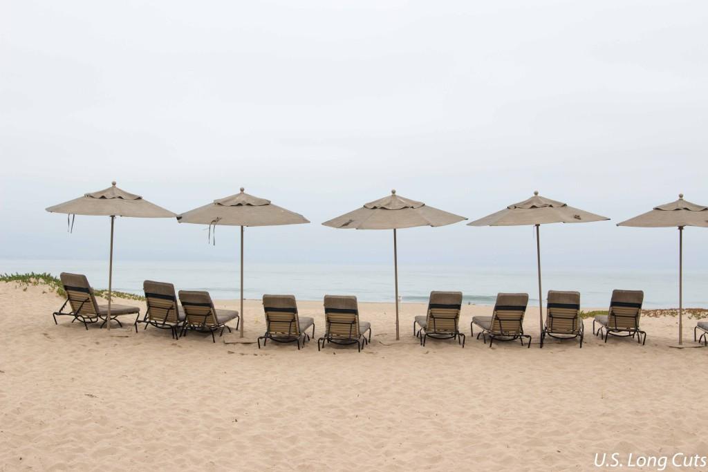 Beach at Embassy Suites Mandalay Beach