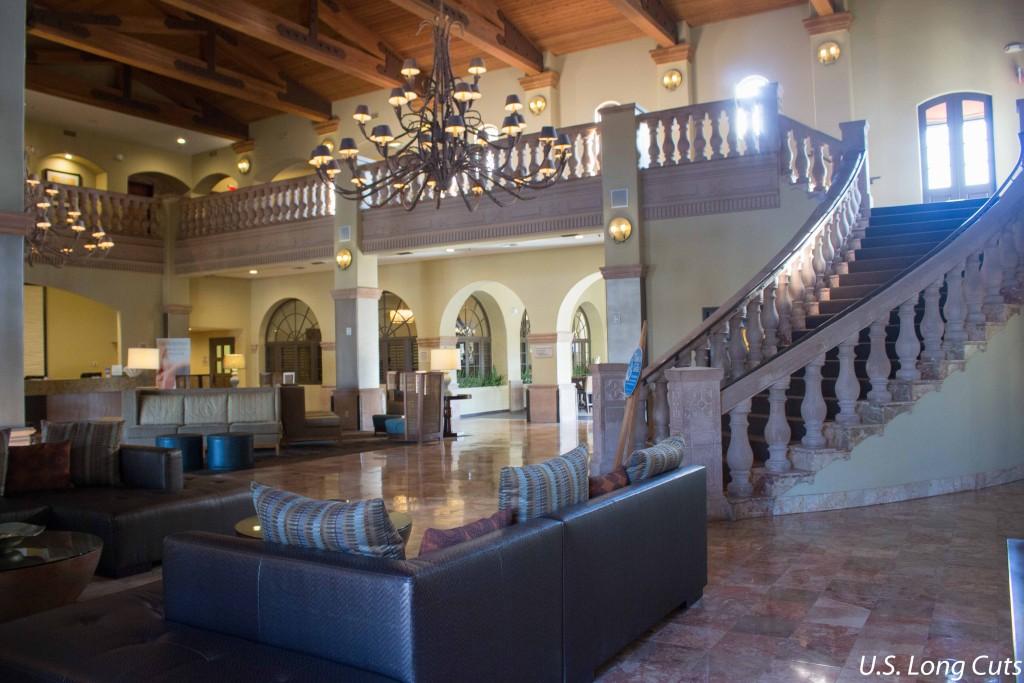 Embassy Suites Mandalay Bay lobby