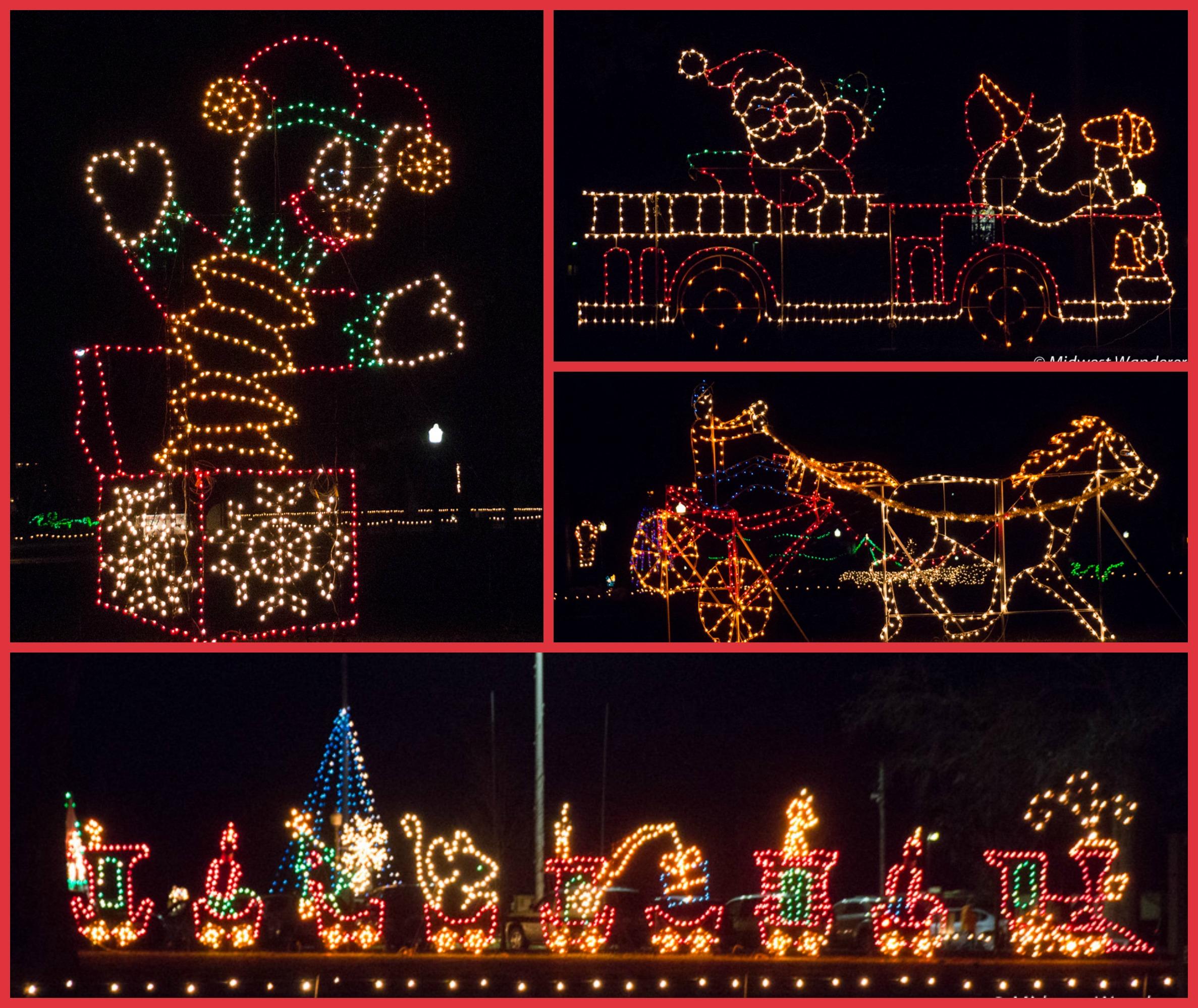 Du Quoin Holiday Lights Fair