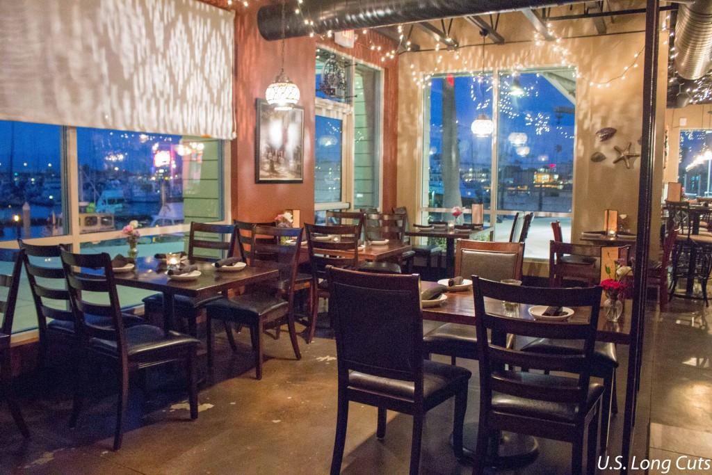 Waterside Restaurant Banquet Room