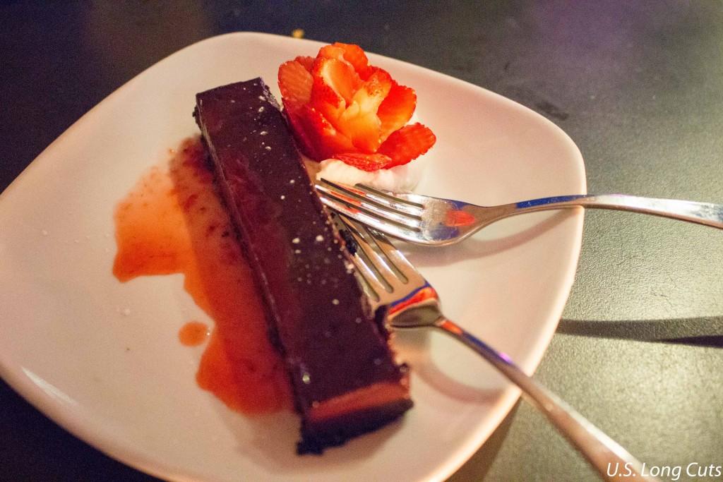 Waterside Restaurant dessert