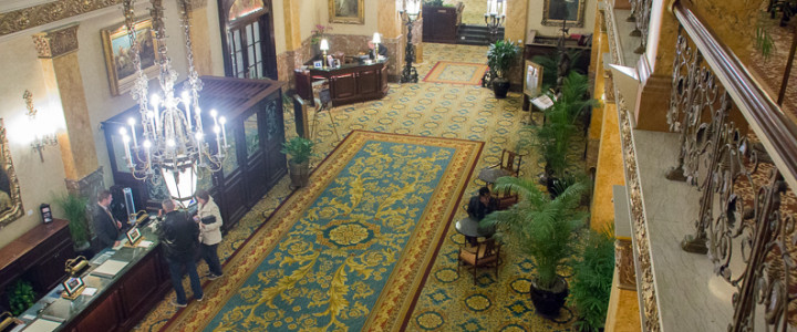 Pfister Hotel: An Evening in Historic Elegance