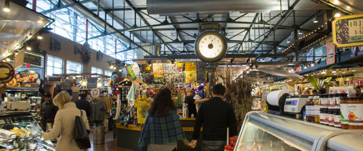 Milwaukee Public Market: Exploring Lunch Options
