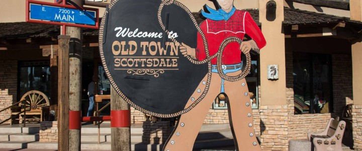 Old Town Scottsdale Walking Tour