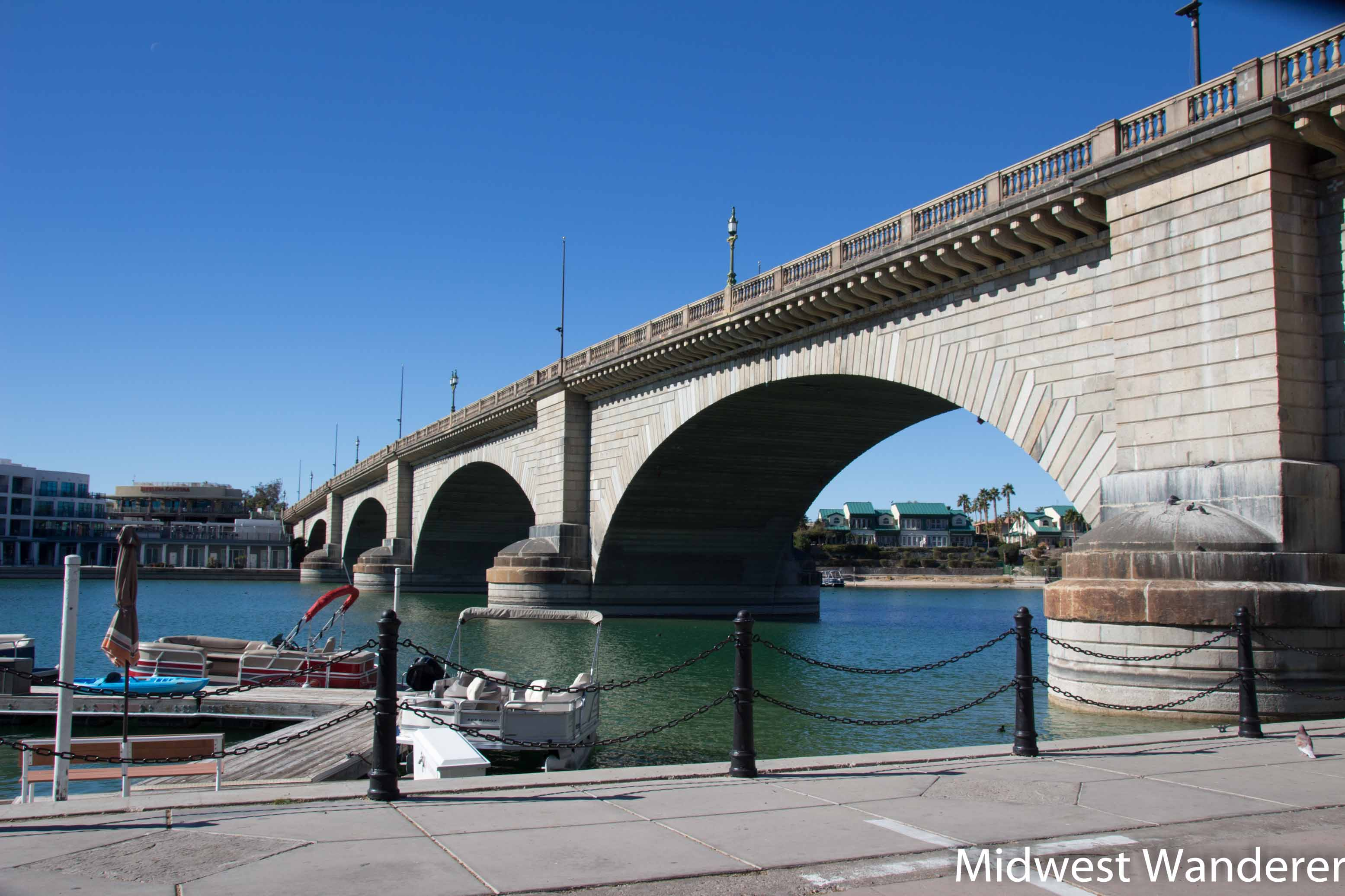 Lake Havasu City London Bridge