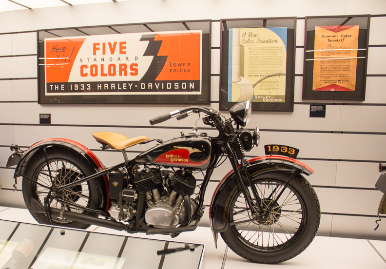 1933 Harley
