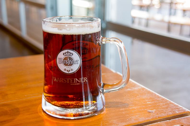 Beer at Fassler Hall