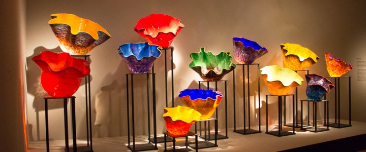 Oklahoma City Museum of Art: Featuring Extensive Chihuly Glass Collection