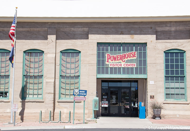 Powerhouse Visitor Center and Route 66 Museum
