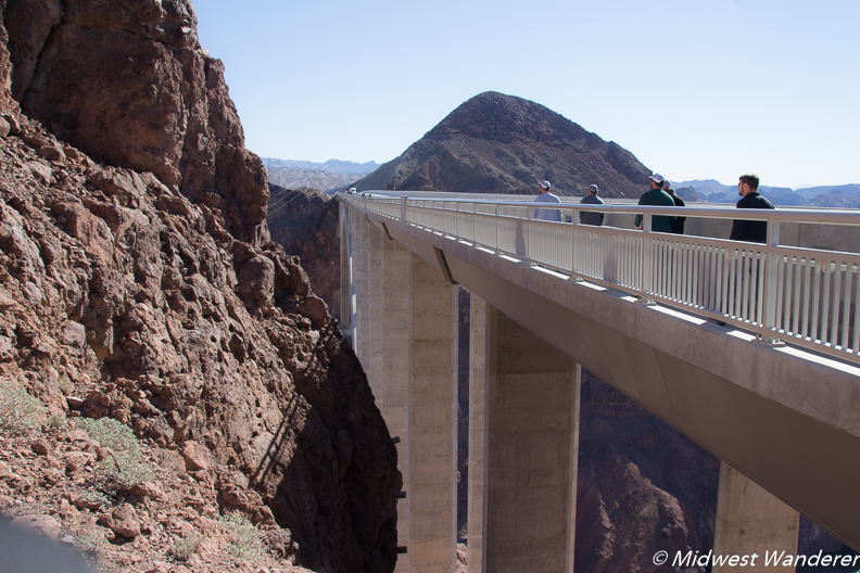 Mike O'Callaghan – Pat Tillman Memorial Bridge