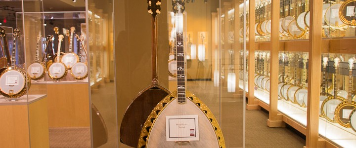 American Banjo Museum: Evolution of an American Instrument