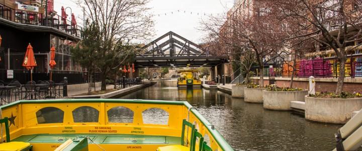 Bricktown Water Taxi: Cruising Oklahoma City's Bricktown Canal