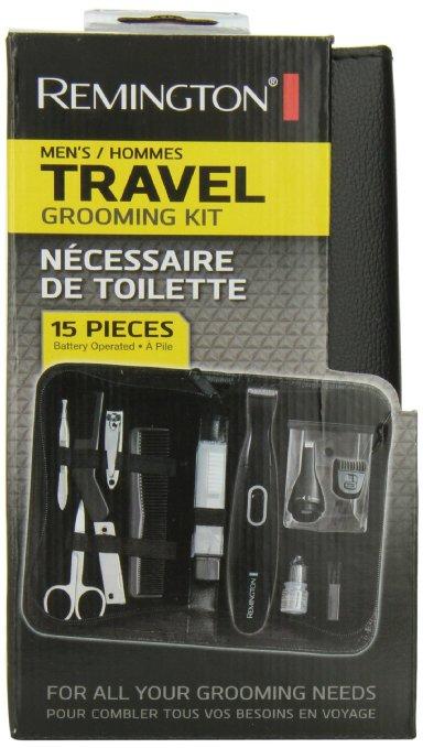 Remington Grooming Travel Kit - gifts for men