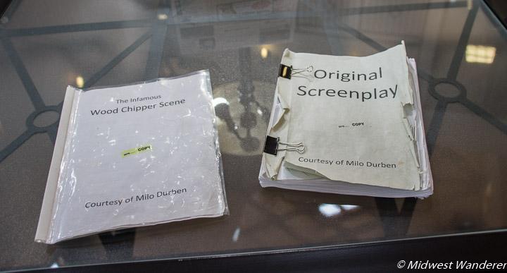 Fargo screenplay