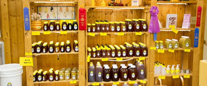 Touring Hunter's Honey Farm: A Fascinating Look at Beekeeping and Honey Making